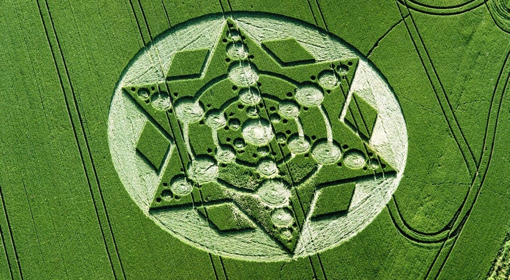 Origine - crop circles