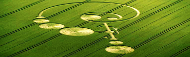 Les crop circles en France